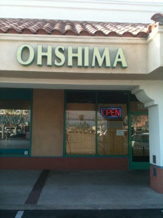 Oshima outside